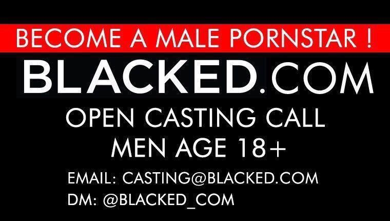 Blacked Casting